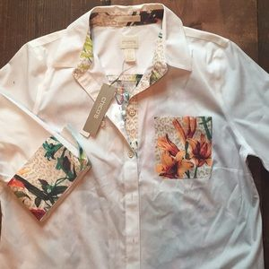 NWT Chico's blouse
